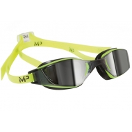 MICHAEL PHELPS SWIM GOGGLES XCEED WITH MIRRORED LENS BY AQUA SPHERE